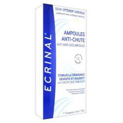 ECRINAL SOIN INTENSIF CHEVEUX ANP 2+ AMPOULES ANTI-CHUTE 8 AMPOULES DE 5 ML