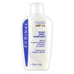 ecrinal soin intensif cheveux anp 2+ baume après-shampooing 150 ml