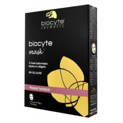 biocyte mask 4 masques hydratants