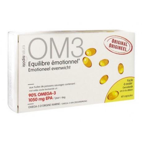 isodisnatura om3 équilibre émotionnel 60 capsules