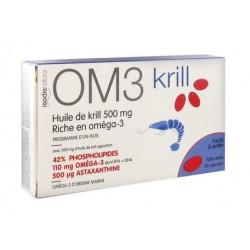 Isodisnatura Om3 Krill 30 Capsules