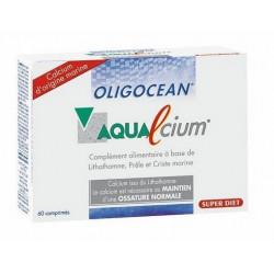 oligocean aqualcium 60 comprimés