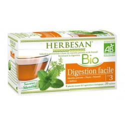 herbesan infusion bio digestion facile 20 sachets