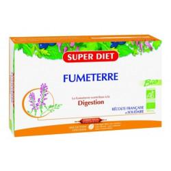 super diet fumeterre bio 20 ampoules