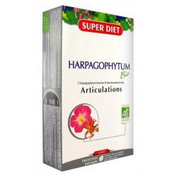 super diet harpagophytum bio 20 ampoules