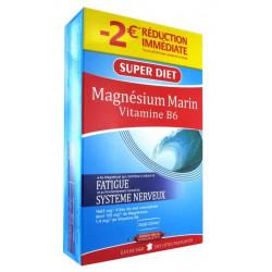 Super Diet Magnésium Marin Vitamine B6 20 Ampoules