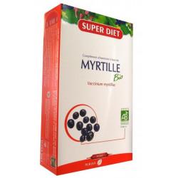 super diet myrtille bio 20 ampoules