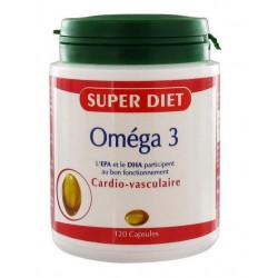 Super Diet Oméga 3 120 Capsules
