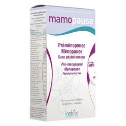 inebios mamopause 30 gélules + 30 comprimés