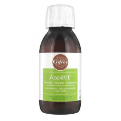 gifrer appétit solution buvable 125 ml