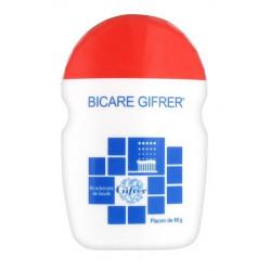 gifrer bicare bicarbonate de soude 60 g