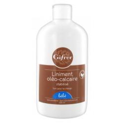 gifrer liniment oléo-calcaire stabilisé 500 ml