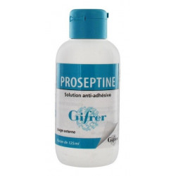 gifrer proseptine solution anti-adhésive 125 ml