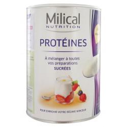 milical protéines vanille 400 g