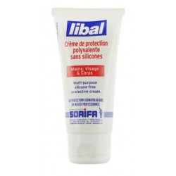 sorifa libal crème de protection polyvante sans silicones 50 ml