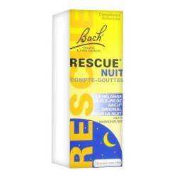 bach rescue nuit compte-gouttes 10 ml