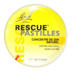 bach rescue pastilles concentré de zen naturel 50 g
