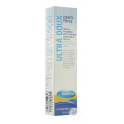 bioxtra dentifrice ultra doux 50 ml