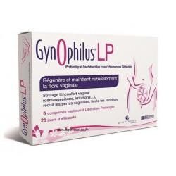 gynophilus lp 6 comprimés vaginaux