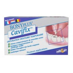 BONYPLUS CAVIFIX OBTURATION DENTAIRE TEMPORAIRE 7 G