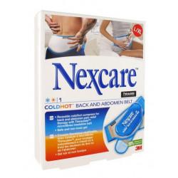 3m nexcare coldhot back & abdomen ceinture l/xl