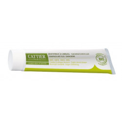 cattier dentargile dentifrice anis 75 ml