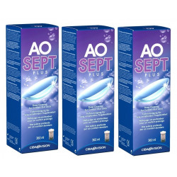 aosept plus 3 x 360 ml