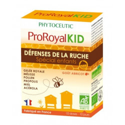 Proroyal Kid Défenses de la Ruche 10 Doses