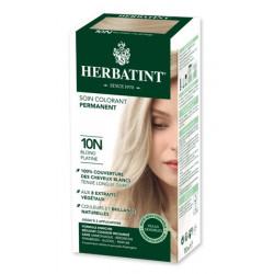 Herbatint Soin Colorant Permanent 10N Blond Platine