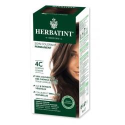 Herbatint Soin Colorant Permanent 4C Châtain Cendré