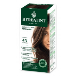 Herbatint Soin Colorant Permanent 4N Châtain