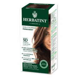 Herbatint Soin Colorant Permanent 5D Châtain Clair Doré