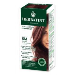 Herbatint Soin Colorant Permanent 5M Châtain Clair Acajou