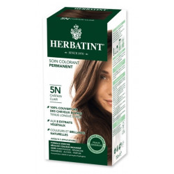 Herbatint Soin Colorant Permanent 5N Châtain Clair