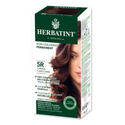 Herbatint Soin Colorant Permanent 5R Châtain Clair Cuivré