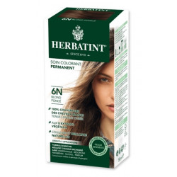Herbatint Soin Colorant Permanent 6N Blond Foncé