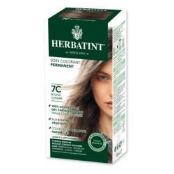 Herbatint Soin Colorant Permanent 7C Blond Cendré