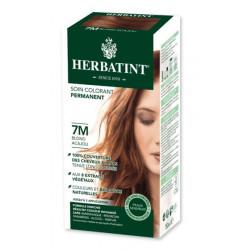 Herbatint Soin Colorant Permanent 7M Blond Acajou