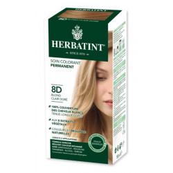 Herbatint Soin Colorant Permanent 8D Blond Clair Doré