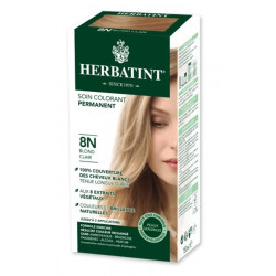 Herbatint Soin Colorant Permanent 8N Blond Clair