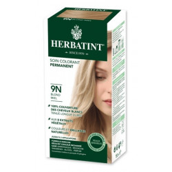 Herbatint Soin Colorant Permanent 9N Blond Miel