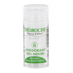 déoroche pierre d'alun déodorant 30 g