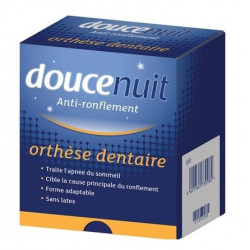 doucenuit orthèse dentaire anti-ronflement