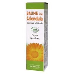 laboratoires st-benoît baume au calendula bio 40 g