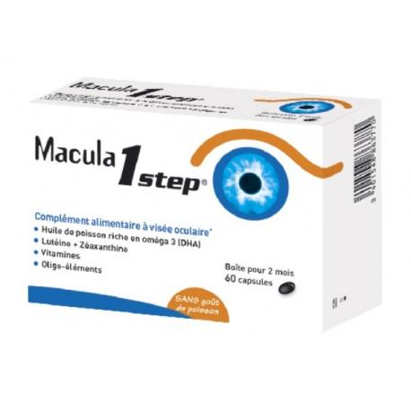 macula 1 step 60 capsules