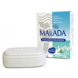 massada pain dermatologique bio 100 g