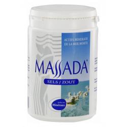 MASSADA SELS DE LA MER MORTE 1 KG