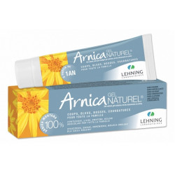 lehning arnica naturel gel 50 g