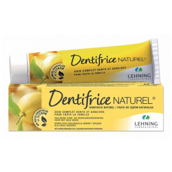 lehning dentifrice naturel 80 g