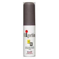 oligorhine spray nasal cuivre argent 50 ml